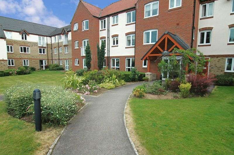 1 Bedroom Property for sale in Wade Wright Court, Downham Market, PE38 9HY