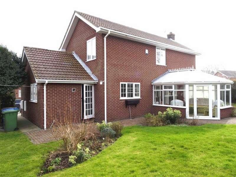 3 Bedrooms Detached House for sale in Keppel Drive, Bridlington, East Yorkshire