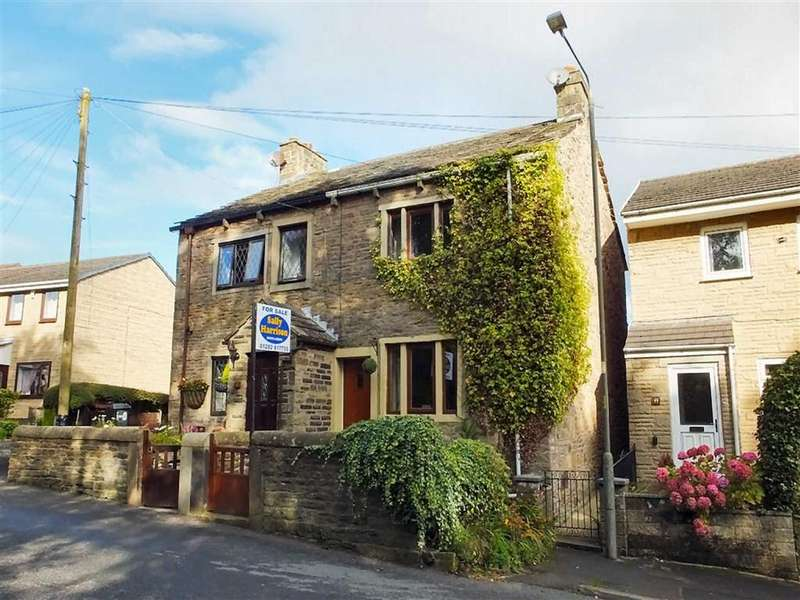 2 Bedrooms Cottage House for sale in Westgate, Barnoldswick, Lancashire, BB18