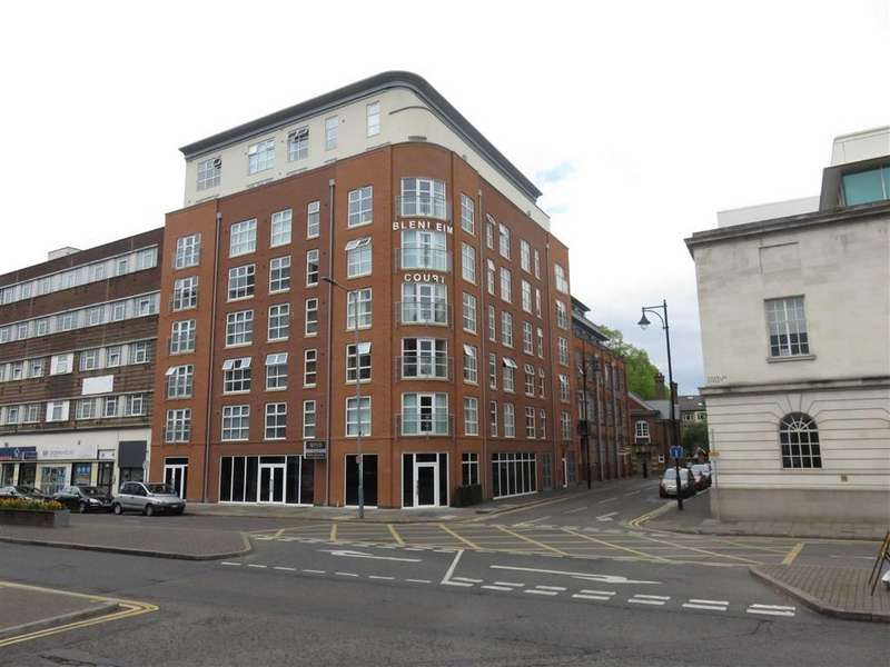 2 Bedrooms Apartment Flat for sale in Blenheim Court, Leicester City Centre