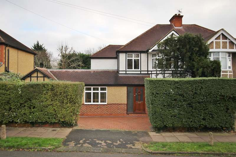 6 Bedrooms Semi Detached House for sale in Hillview Road, Pinner, Middlesex, HA5