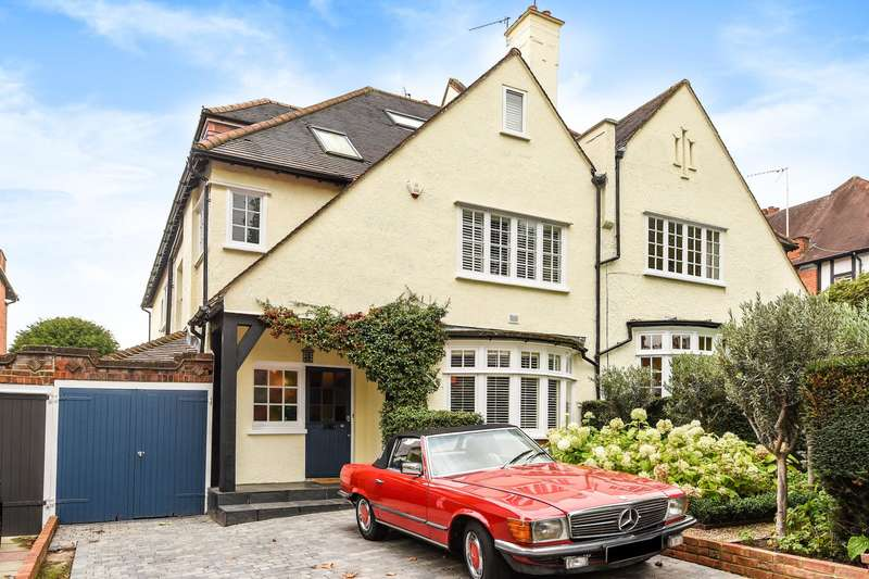 5 Bedrooms House for sale in Arden Road, London
