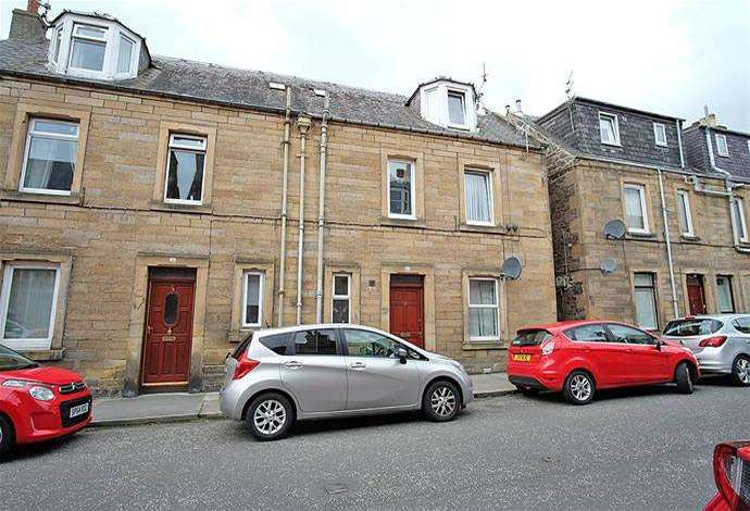 2 Bedrooms Flat for sale in 22 St Andrew Street, Galashiels, TD1 1EA