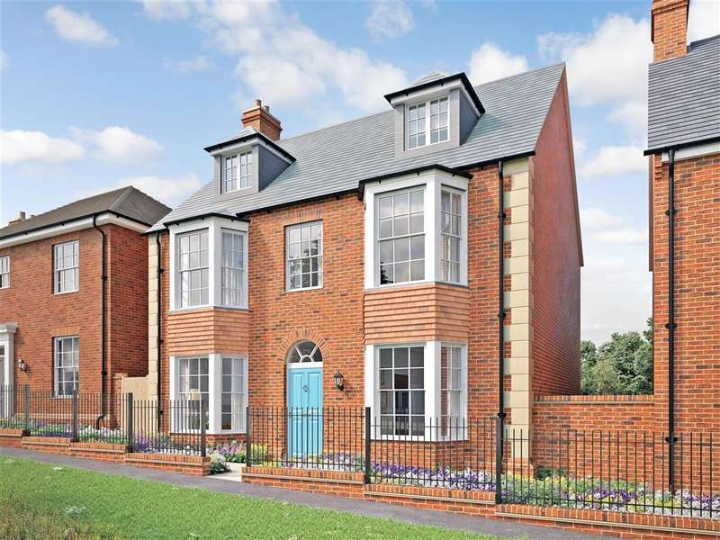 5 Bedrooms Detached House for sale in Recreation Ground Road, Church View, Tenterden, Kent