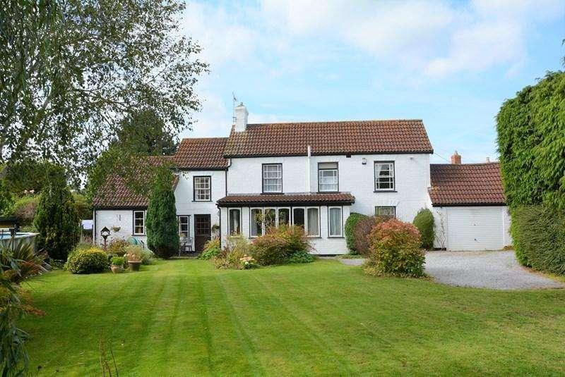 3 Bedrooms Cottage House for sale in Brent Road, East Brent, Highbridge