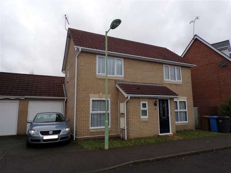 3 Bedrooms Link Detached House for sale in Tower Mill Road, Ipswich
