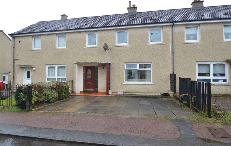 3 Bedrooms Terraced House for sale in Comely Bank, Hamilton