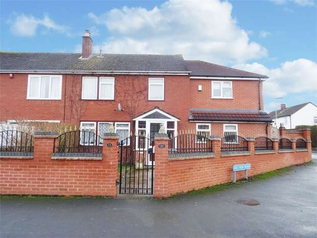 5 Bedrooms Semi Detached House for sale in Colwell Avenue, Hucclecote, Gloucester