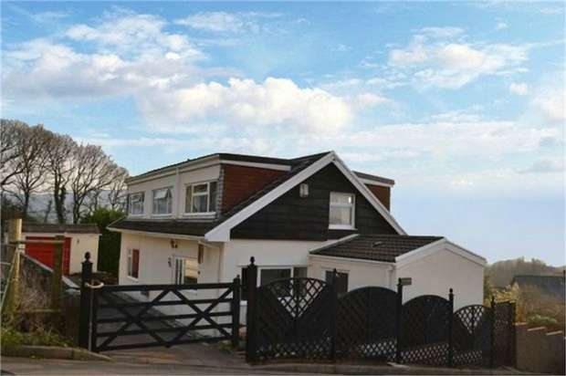 4 Bedrooms Detached House for sale in Waterloo Street, Aberdare, Mid Glamorgan