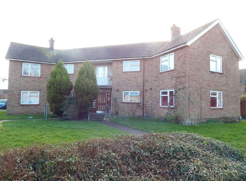 1 Bedroom Flat for sale in Chaucer Road, Peterborough, Cambridgeshire, PE1 3LS