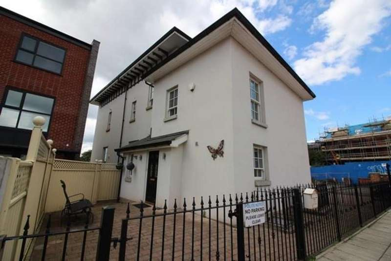 3 Bedrooms Detached House for sale in The Finney, Great Cheetham Street West, Salford