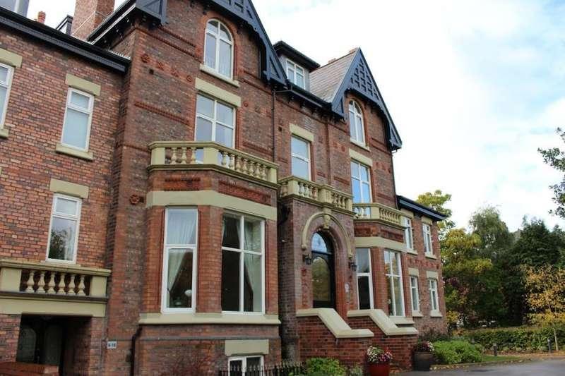 2 Bedrooms Apartment Flat for sale in Nicholas House, Merrilocks Road, Crosby