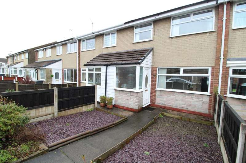 3 Bedrooms Town House for sale in Bosworth Close, Whitefield