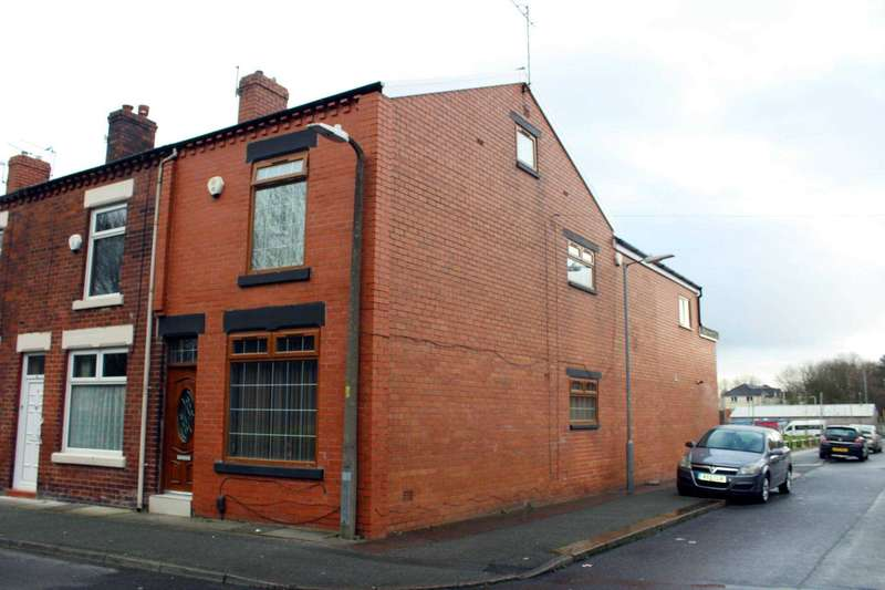 5 Bedrooms End Of Terrace House for sale in Lumsden Street, Bolton
