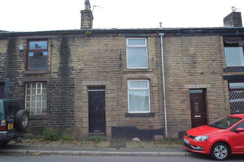 2 Bedrooms Terraced House for sale in Shaw Road, Newhey, Rochdale OL16 4LX