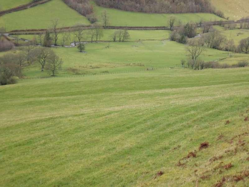Land Commercial for sale in Llanerfyl, Welshpool