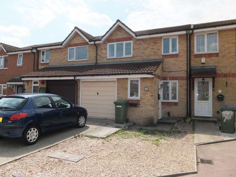 3 Bedrooms Terraced House for sale in Redford Close, Feltham