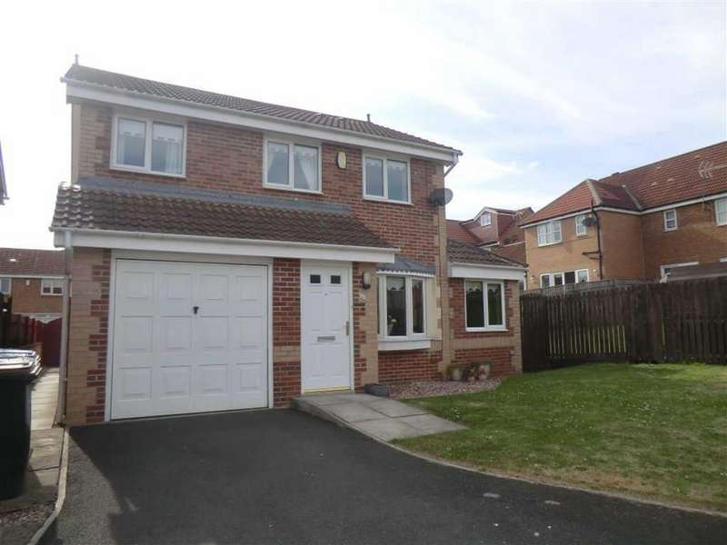 4 Bedrooms Detached House for sale in 26a, Dean Park, Ferryhill