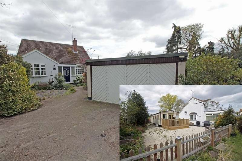 4 Bedrooms Chalet House for sale in Chapel Road, Tiptree, Essex