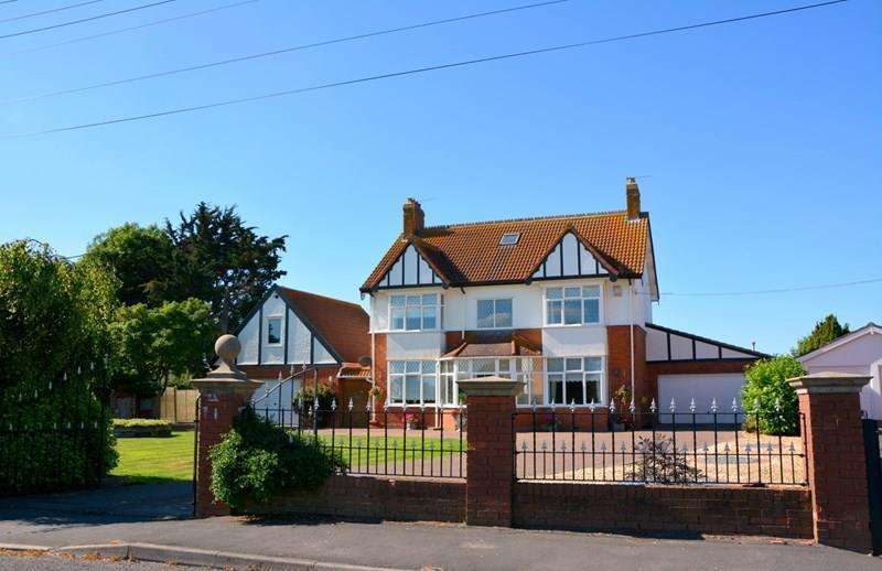 6 Bedrooms Detached House for sale in Brent Road, Burnham-On-Sea