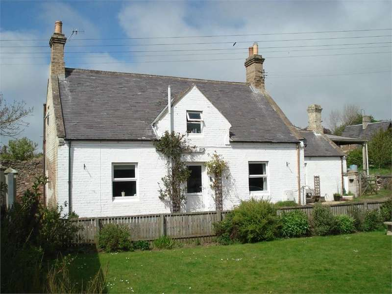 3 Bedrooms Detached House for sale in Ayton Mill Cottage, Ayton, Berwickshire, Scottish Borders
