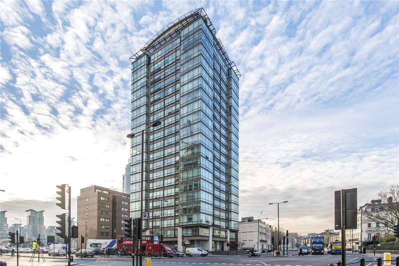 2 Bedrooms Flat for sale in The Panoramic, 152 Grosvenor Road, SW1V