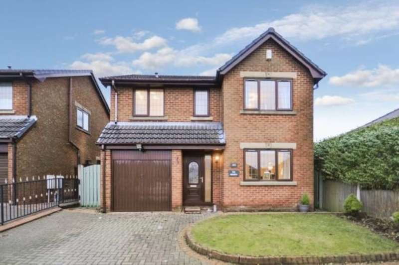 4 Bedrooms Detached House for sale in Preston Old Road, Blackburn, BB2