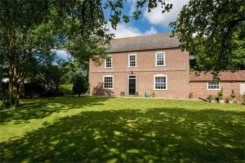 6 Bedrooms Detached House for sale in Sutterton Drove, Amber Hill, Boston, Lincolnshire