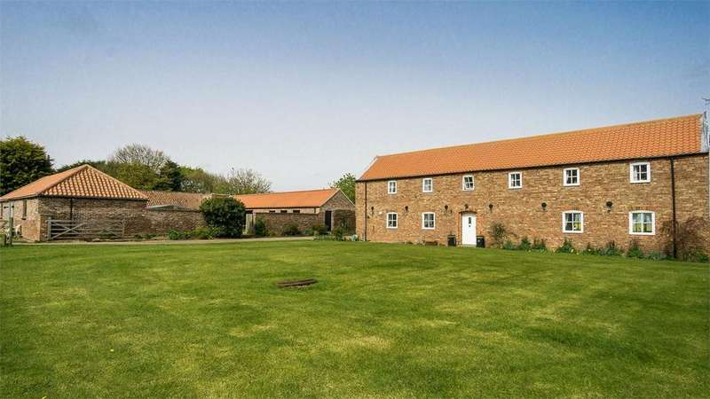 4 Bedrooms Detached House for sale in Withernsea Road, Halsham, East Riding of Yorkshire