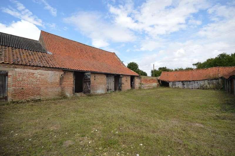 Barn Character Property for sale in Summer End, East Walton, Kings Lynn