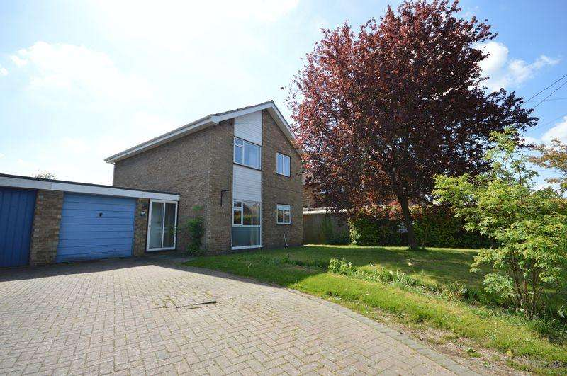 4 Bedrooms Detached House for sale in Dunstable Road, Dagnall