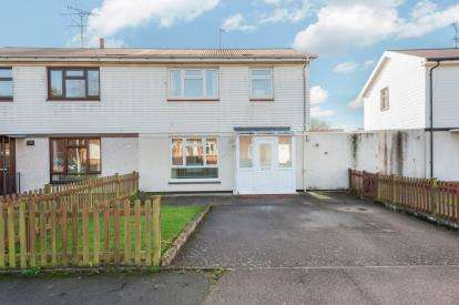 3 Bedrooms Semi Detached House for sale in Verney Walk, Aylesbury