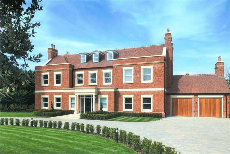 8 Bedrooms Detached House for sale in Broad Walk, Winchmore Hill