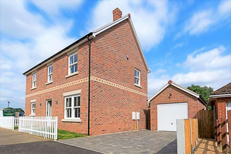 4 Bedrooms Detached House for sale in The Sheltons, Kirby Cross