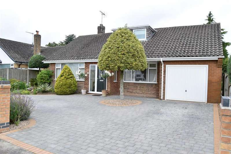 3 Bedrooms Detached Bungalow for sale in Lansdowne Avenue, Mansfield