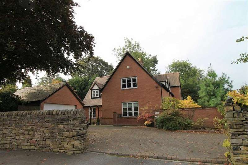 4 Bedrooms Detached House for sale in Beech Bank, Macclesfield