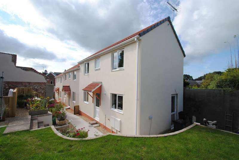 2 Bedrooms Terraced House for sale in Tavern Place, Mantle Street