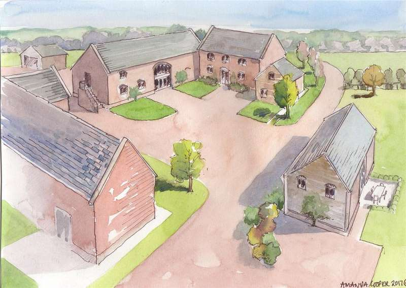 Plot Commercial for sale in Woonton, Herefordshire