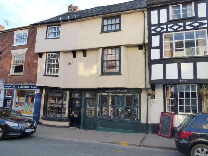 2 Bedrooms Terraced House for sale in High Street, Bromyard, Herefordshire