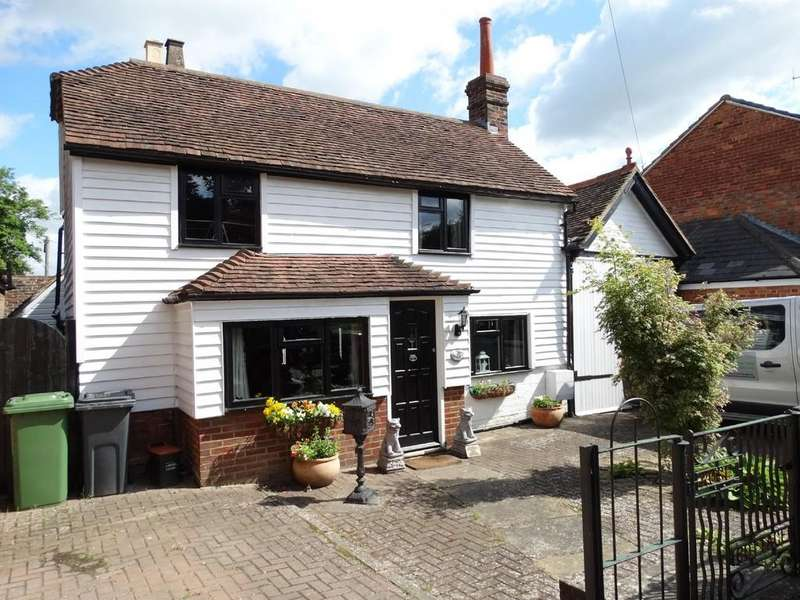 3 Bedrooms Detached House for sale in Staplehurst, Kent