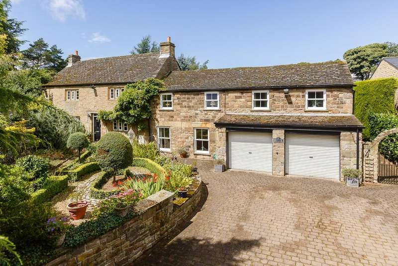4 Bedrooms Detached House for sale in Keresforth Hill Farm House, Barnsley, S70