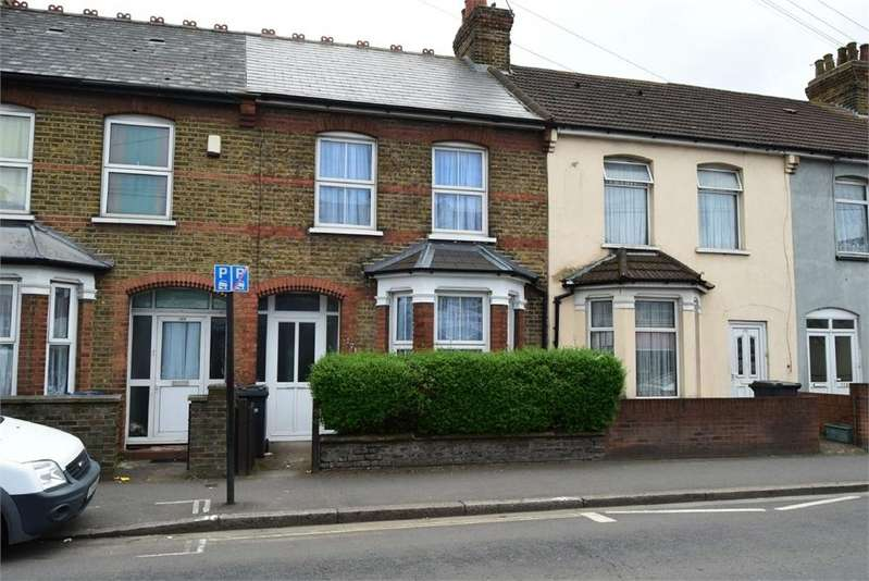 3 Bedrooms Terraced House for sale in Western Road, Southall, Middlesex