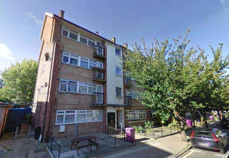 3 Bedrooms Apartment Flat for sale in Robinson Road, London E2