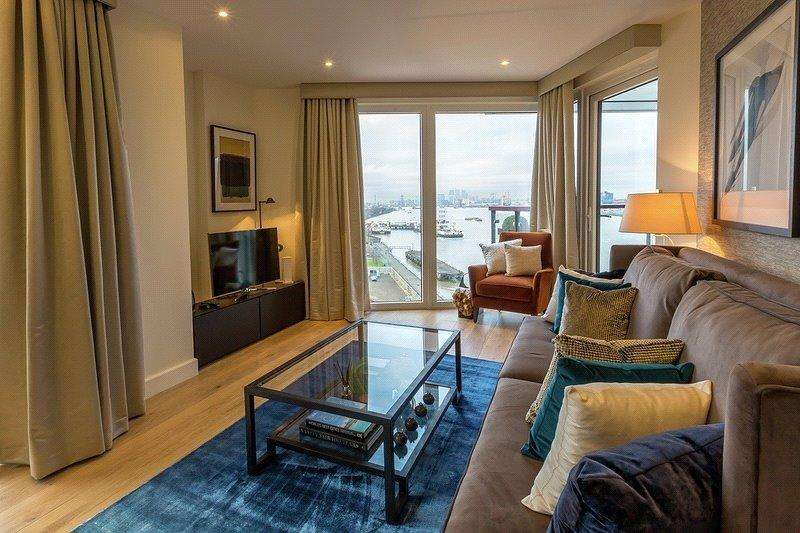 1 Bedroom Flat for sale in Royal Arsenal Riverside, Woolwich, London, SE18