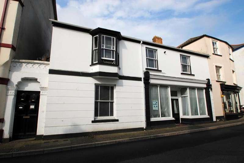 1 Bedroom Apartment Flat for sale in Buttgarden Street, Bideford
