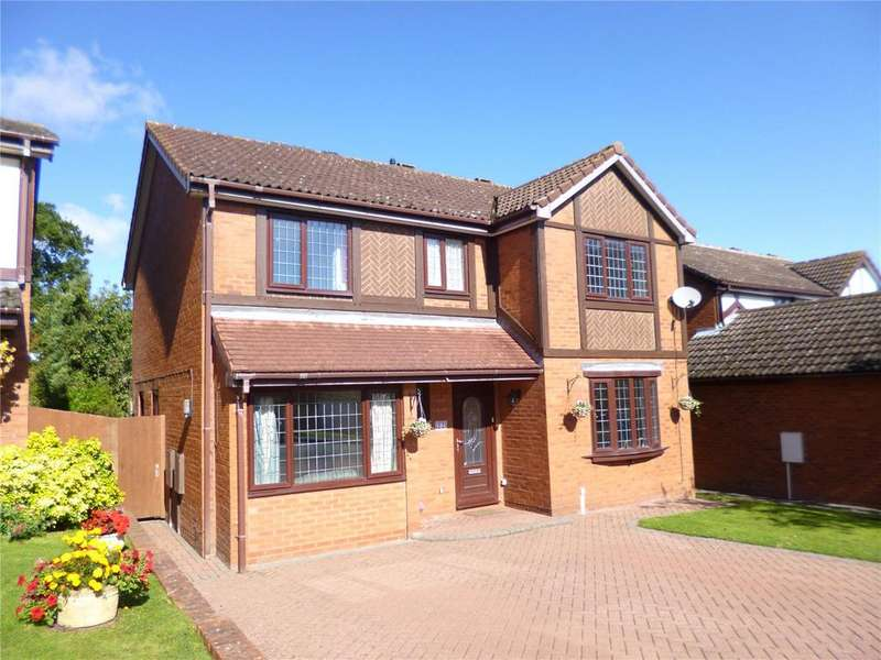 4 Bedrooms Detached House for sale in Fairfield, Bridgnorth, Shropshire
