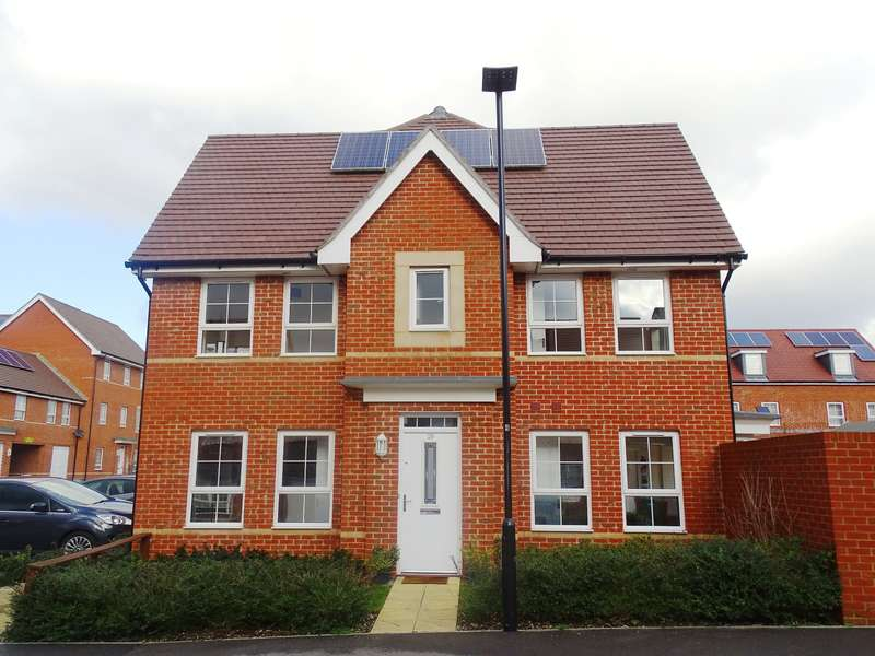3 Bedrooms Semi Detached House for sale in Cardinal Place, Maybush, Hampshire