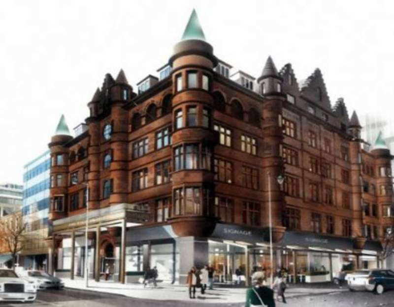 1 Bedroom Apartment Flat for sale in Reference: 96524, Donegall Square, Belfast