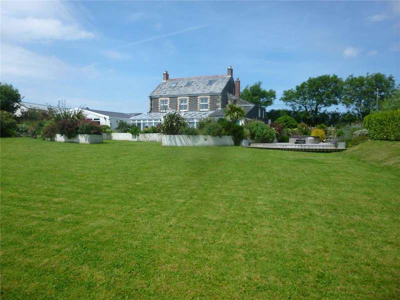 5 Bedrooms Equestrian Facility Character Property for sale in St. Breock, Wadebridge, Cornwall