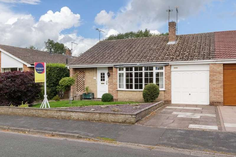 3 Bedrooms Semi Detached Bungalow for sale in Nantwich, Cheshire